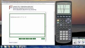 ipad solve system of equations calculator awesome solving quadratic equations using the ti 83 calculator