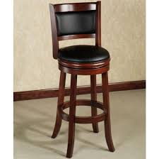 leather bar stools with arms. Bar Stools:Enchanting Veneered Wooden Swivel Stools Leather With Arms