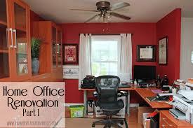 home office renovation. Contemporary Renovation Renovations Office Makeover Part 1 With Home Renovation