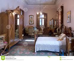 Spanish Bedroom Furniture Art Nouveau Spanish Bedroom Interior Editorial Image Image 22343745