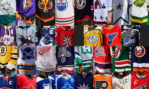 Shop edmonton oilers apparel and gear at fansedge.com. Power Ranking Every Nhl Team S New Reverse Retro Jersey On Tap Sports Net