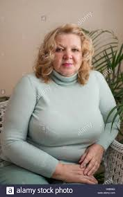 Mature top heavy women