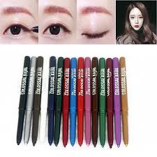 hot brand wine red eyeliner for cosplay eye pencil makeup women bar beauty eye liner cosmetics