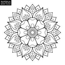 20 Fresco Recensioni Sopra Disegni Da Colorare Mandala Fiori Disegno