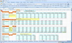 financial planner template business financial plan template excel financial planning