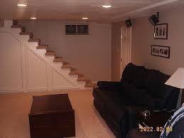 Basement Lighting Design New Windsorheightsbasement48 Triple R Builders Inc