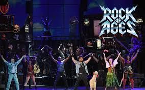 Drunk Shakespeare Seating Chart Rock Of Ages Pittsburgh Official Ticket Source