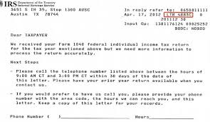 wheres my refund 4883c letter causes widespread delays regarding idverify irs gov letter