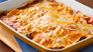 easy layered beef enchiladas recipe