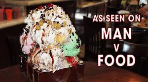 Image Cream Parlor Youtube Kitchen Sink Ice Cream Sundae Challenge San Francisco Creamery