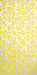 for staircase wall wallpaper nippon yellow - wallpaper - collection