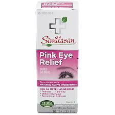 Doctors Note For Pink Eye Similasan Pink Eye Relief Drops