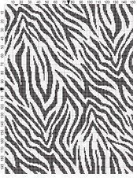 Zebra Crochet Chart I Found Online Crochet Zebra Crochet