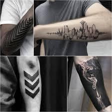 татуировка на запястье вертикально тату