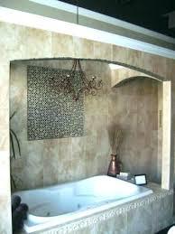 tiling around a bath roman bath tub tile around shower combo how to bathtub front garden