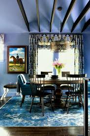 blue dining room color ideas. Pretty Periwinkle Hgtv Urban Oasis Blue Dining Room Color Ideas For Fall S Decorating Design R
