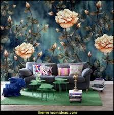 Perfect Alice In Wonderland Inspired .... With A Little Twist Bedroom Wallpaper  Murals,