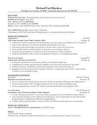 Public Defender Resume Defense Attorney Federal Cover Letter