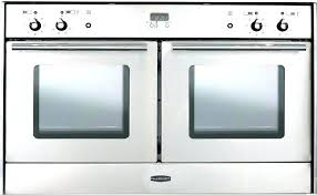 full size of kitchenaid white slide in electric range canada ge double oven r convection fireplace