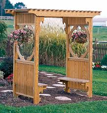 Small Picture DIY Arbor Pergola Plans PDF Download wood homes plans Arbors