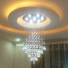 ceiling lights for living room. free shipping ems crystal lamp living room lights circle ceiling decoration taper pentand for