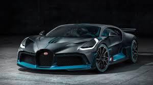 The 2019 Bugatti Divo Is the 236 MPH $5.8 Million Enthusiast's Bugatti