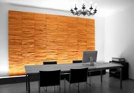 office paneling. Inspiring Wooden Panels To Decorate Your Walls By Klaus Wangen : Office Room Interior With White Paneling X