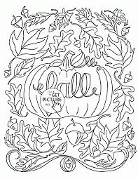 Small Picture Fall Coloring Pages For Elementary Students Coloring Coloring Pages