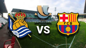 Real Sociedad Vs Barcelona - Live ...
