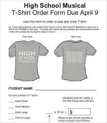 Free T Shirt Template Shirt Form Ohye Mcpgroup Co