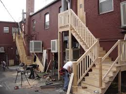 furniture exterior wood stairs wooden spiral exterior stair railings stairs design ideas elect7 railing