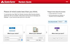 State Farm Renters Insurance Quote Cool State Farm Renters Insurance Quote Beauteous State Farm Home And