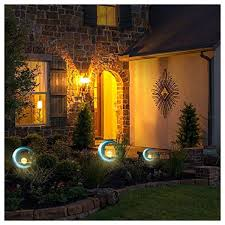 solar powered garden lights decorative