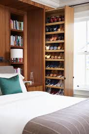 in case you have a large shoe collection you might want to install pull out