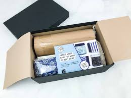 all the items are neatly placed inside the box most being included in their full original packaging