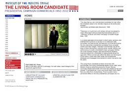 The Living Room Candidate Type Of Commercial Commander In Chief Living Room Canidate