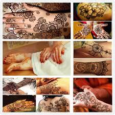 Henna Glitter Designs Us 1 59 20 Off 1pc Large Mehndi Henna Glitter Temporary Tattoo Airbrush Stencils Women Men Leg Sun Flower Body Art Paint Paper Template Y000 In