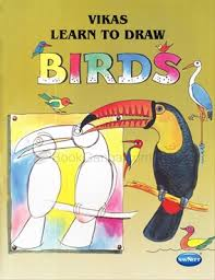 vikas learn to draw birds not in stock this book