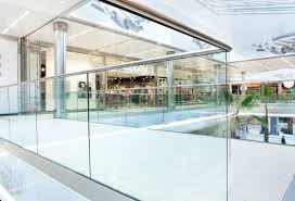 ... Glass railing / with bars / indoor / for balconies EASY GLASS Q  Railing Europe ...