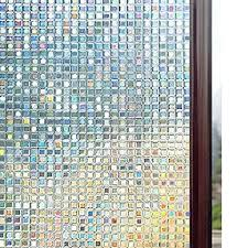Rabbitgoo 3D Decorative Window Film, Non ... - Amazon.com