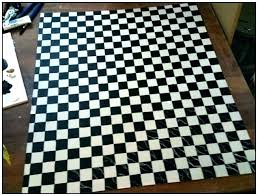 ikea black and white checd rug amazing for bathroom floor runner bath good a ikea black and white checd rug