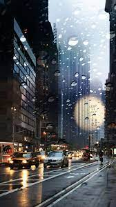 City Rain Wallpapers - Wallpaper Cave
