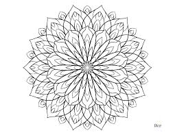 Contemporary Design Free Coloring Pages For Adults Printable Hard To