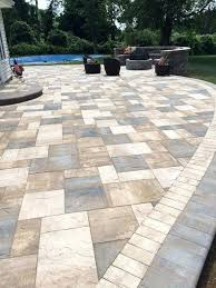 post do it yourself patio ideas paver diy stone preparation unique an easy design pared to save big