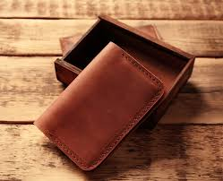 leather goods interior design objects
