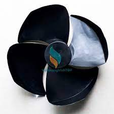 Cánh quạt ĐK 40cm ngược chiều thay thế cho quạt điều hòa hơi nước cấu tạo  motor sau cánh