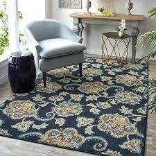 blue and tan area rugs copper grove navy blue tan grey paisley fl area rug 5