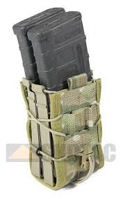 Double Stack Magazine Holder X100R TACO Double Rifle Magazine Pouch 8