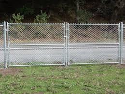CHAINLINK DRIVEWAY GATES CLDG1 CLDG2 Chain Link Fence Gate