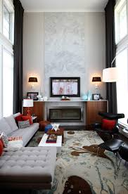 fireplace tile contractor living room feature wall renovations home renovation saskaoton metric design centre